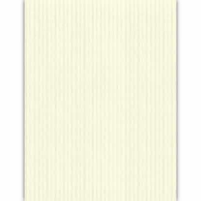 Picture of Classic Natural White 100lb 12x18 Lineal Classic Columns Lineal Dig Cover - 500 Sheets