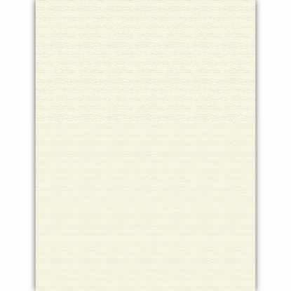 Picture of Classic Natural White 80lb 12x18 Linen Classic Linen Digital Cover - 500 Sheets