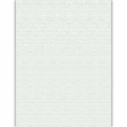 Picture of Silverstone Silver 80lb 8.5X11 Linen Classic Linen Cover - 250 sheets