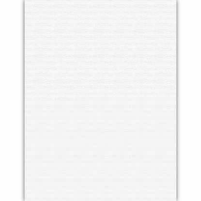 Picture of Bright White 80lb 8.5X11 Linen Howard Linen Cover - 250 sheets