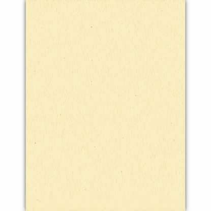 Picture of Cream 80lb 8.5X11 Fiber Royal Sundance Fiber Cover - 250 sheets